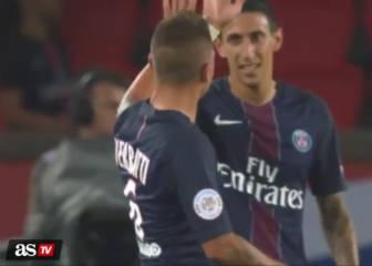 Victoria contundente del PSG de Unai Emery por tres goles