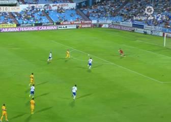 Así fue el primer penalti sin 'triple castigo' en España