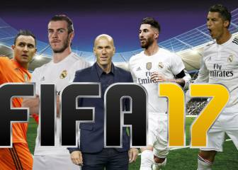 FIFA 17 ratings leaked! Here's how Real Madrid's players rank