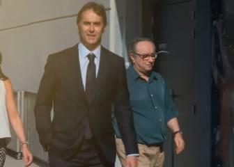 Casillas, ¿ayudante de Lopetegui en el banquillo?