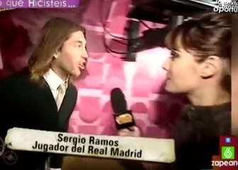 El día que se conocieron Ramos y Pilar Rubio:¡Momentazo!