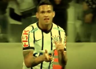 Luciano Neves, el delantero brasileño que llega al Leganés