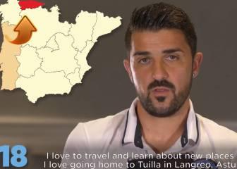 'Megafail' en una entrevista a Villa con el mapa de España