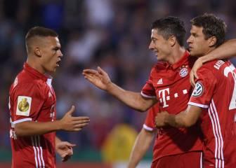 Así son los rivales del Atleti: Bayern, PSV y Rostov