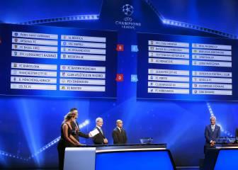Barça-City, Madrid-Dortmund y Atleti-Bayern; platos fuertes