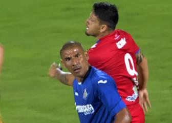 Resumen del Getafe-Numancia de la 2ª jornada de Liga 1|2|3