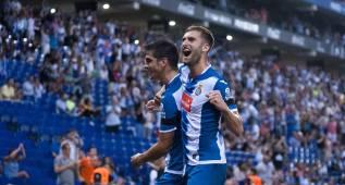 Resumen y goles del Espanyol - Málaga de LaLiga Santander