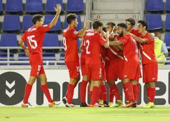 Todos los goles del Tenerife-Sevilla B de la jornada 2