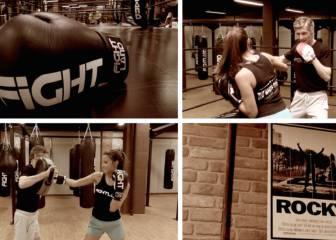 AStv acepta el reto de iniciarse en el boxeo con Fightland