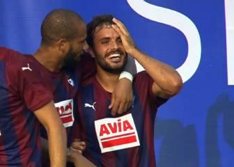 Pedro León profundiza en la herida del Valencia