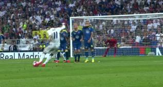 La falta perfecta de Bale que Sergio se empeñó en arruinar