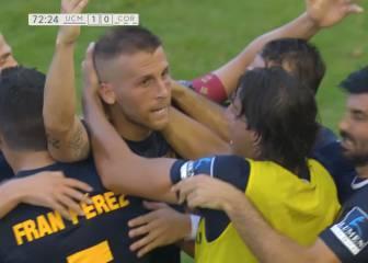 Todos los goles del UCAM-Córdoba de la Jornada 2