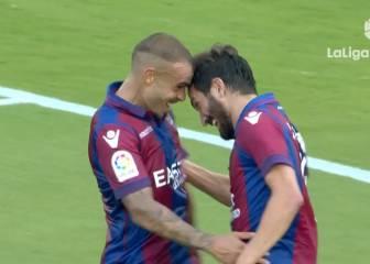Todos los goles del Levante-Alcorcón de la Jornada 2
