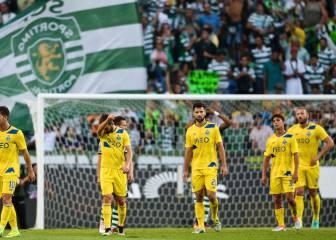 El Oporto cae con polémica en el primer duelo de grandes