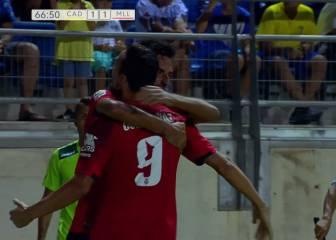 Cádiz y Mallorca siguen sin conocer la victoria