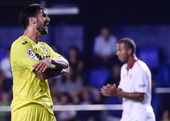 El Villarreal sigue sin ver la luz