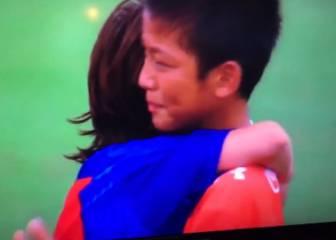 ¡Qué lección de humildad al fútbol del Infantil B del Barça!