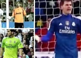 5 grandes enfados de Iker Casillas en la portería
