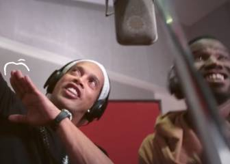 Así canta Ronaldinho: la voz de los Juegos Paralímpicos