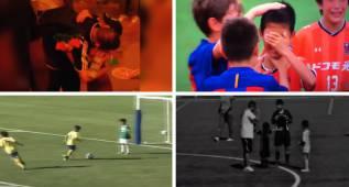 Historias de 'fair play' infantil que emocionaron al mundo