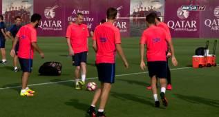 Arda capitanea un Barça de ausencias por selección