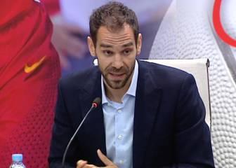 Calderón dice adiós a la selección después de 14 años