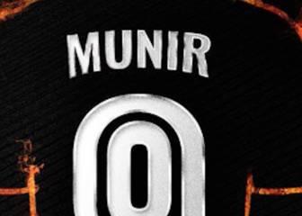 Munir llega cedido al Valencia