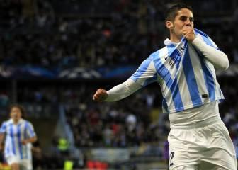 El recital de calidad de Isco con el Málaga en Champions