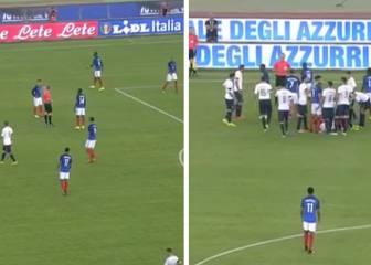 La UEFA usó el 'videoarbitraje' en estas jugadas polémicas