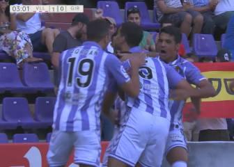 El Valladolid impone su jerarquía en Zorrillla