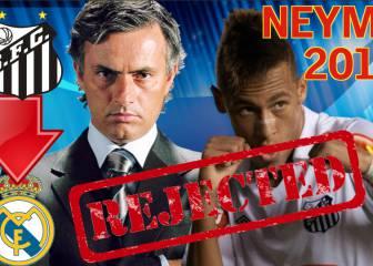 Los 10 cracks de talla mundial que le dijeron NO a Mourinho