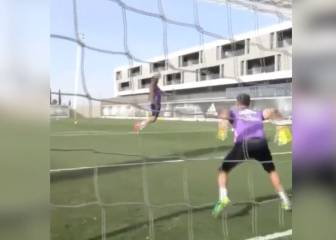 El 9 está de vuelta: los dos chicharros de Benzema