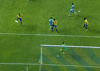 Güiza vuelve a lo grande: golazo en la Copa del Rey