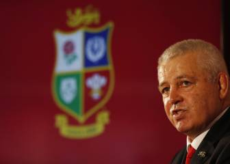 Gatland given Lions role for New Zealand tour
