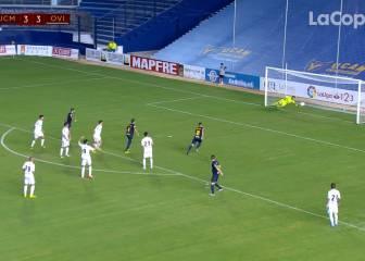 El UCAM deja fuera de la Copa al Oviedo en la prórroga