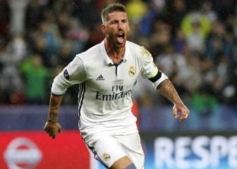 7 golazos muy bellos de Sergio Ramos para ver una y otra vez