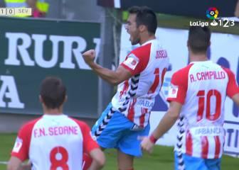 El Lugo consigue su primer triunfo de la temporada