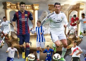 Historia del fútbol: el primer gol de los dioses del balón