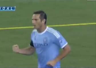 No apto para nostálgicos: Pirlo fabricando el gol de Lampard