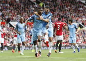 El extraño 'caso Nolito' en las celebraciones de gol del City