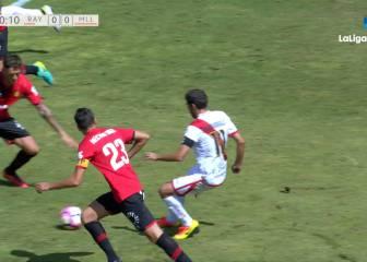 ¿Ronaldinho en Vallecas? Trashorras honró así al 'Gaúcho'
