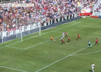 Todos los goles del Rayo - Mallorca de la Jornada 4