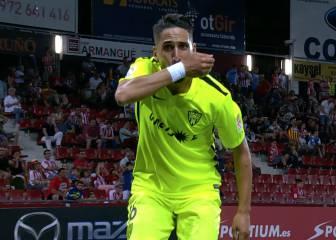 Todos los goles del Girona-Almería de la jornada 4