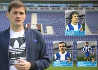 El once histórico del Oporto según Casillas: faltan muchos