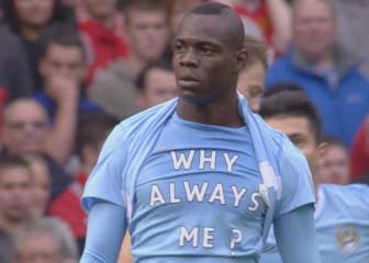 Why always me? Pues porque eres top Balotelli