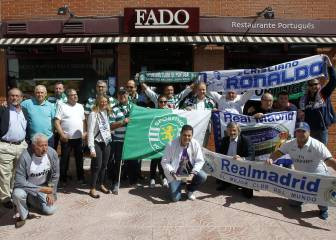 Madrid y Sporting CP unidos por Cristiano: