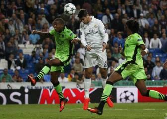 El gol de Morata que desató la locura en el Bernabéu