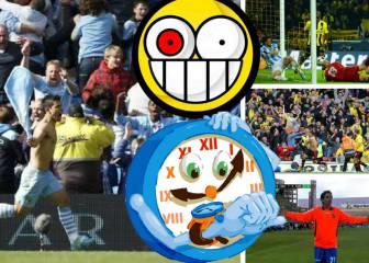 ¡Surrealismo total! Lo más loco visto en el descuento en fútbol