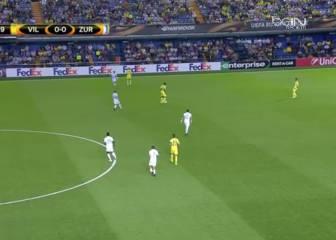 Si N´Diaye sigue a este nivel al Villarreal le esperan disgustos