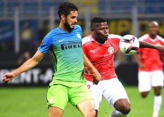 Resumen y goles del Inter-Hapoel de Europa League